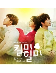 MBC DRAMA Kill Me Heal Me O.S.T CD