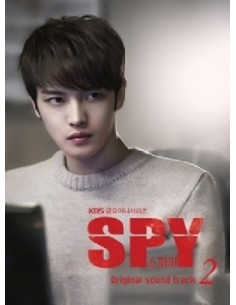 KBS Drama Spy O.S.T - Part 2 ( CD + DVD )
