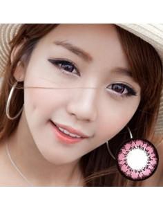 [ O-Lens ] Alice Circle - Pink