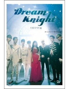 [ JYP Official Goods ] Dream Knight 2 BOOK [ Pre-Order]