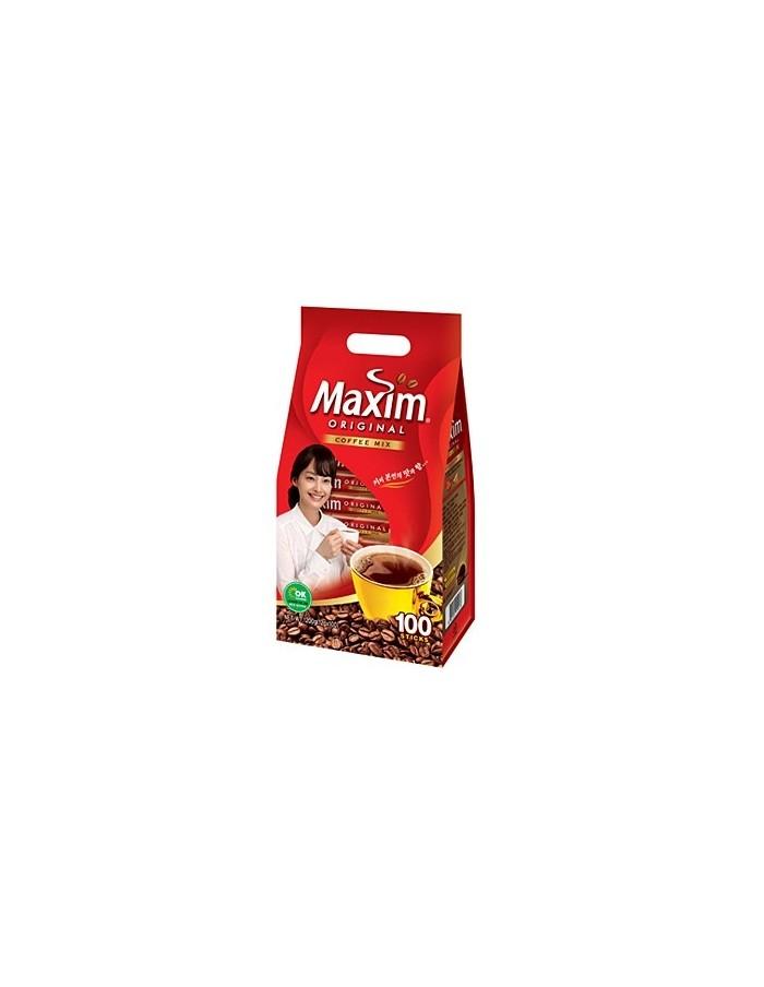 Korean Maxim Original Instant Coffee Mix 100 Sticks POUCH 12g x 100 Pcs