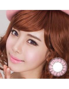 [ O-Lens ] Jennis Two Color - Pink