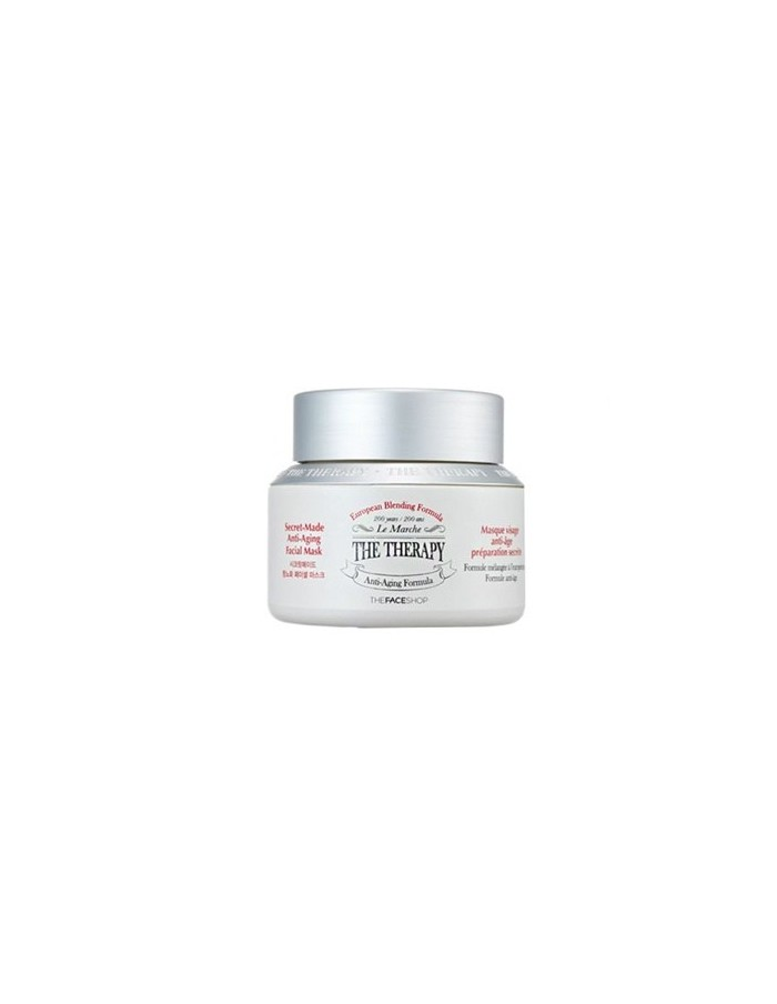 [Thefaceshop] The Therapy Oil-drop Anti-aging Facial Mask 150ml