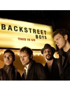 Backstreet Boys - This Is Us CD