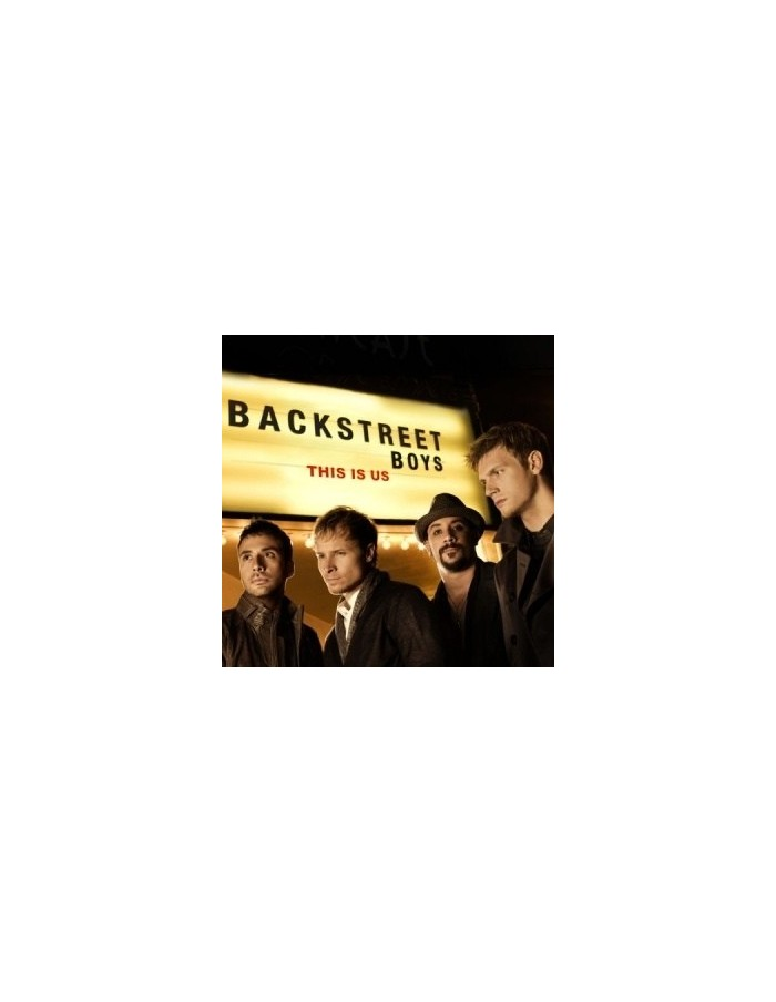 Backstreet Boys - This Is Us CD