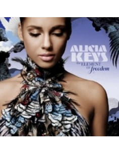 Alicia Keys - The Element Of Freedom (Standard) CD