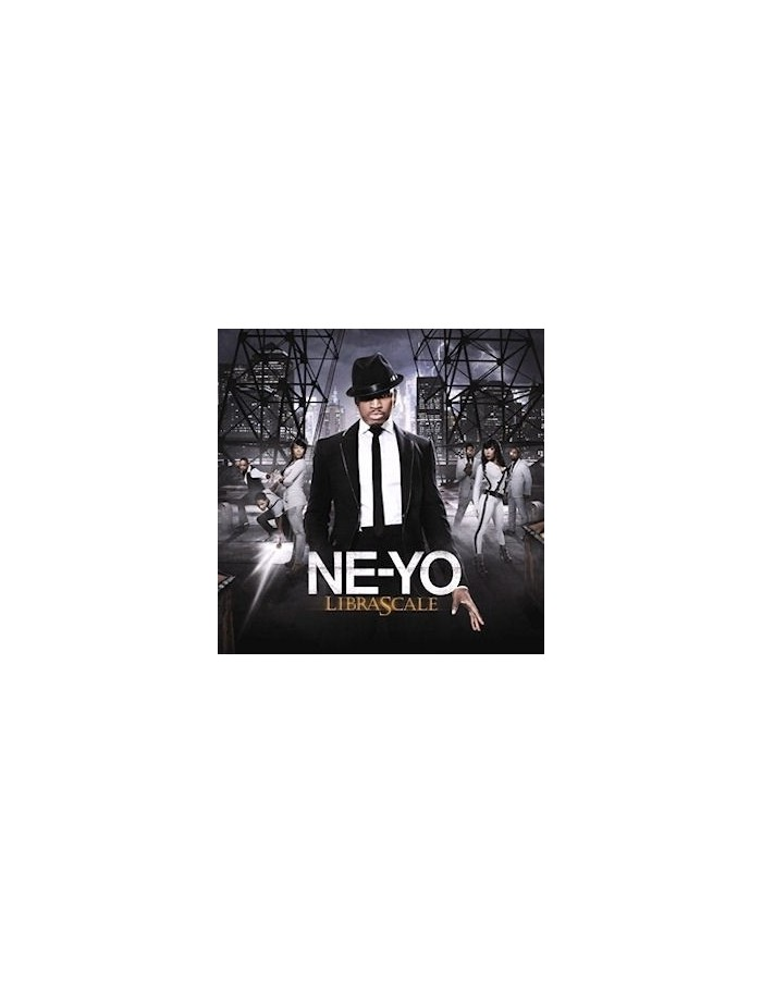 Ne-Yo - Libra Scale CD