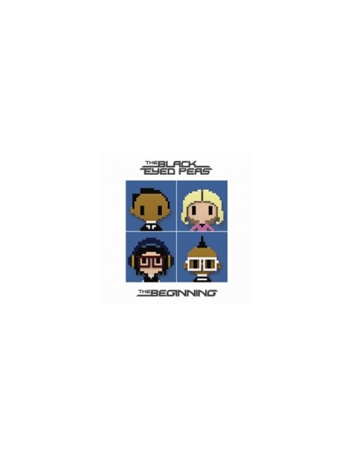 Black Eyed Peas - The Beginning (Standard Edition) CD