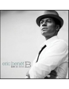 Eric Benet - Lost in Time CD