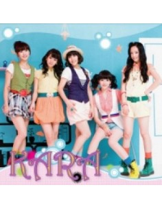 KARA CARA 1st Mini Album Rock U CD