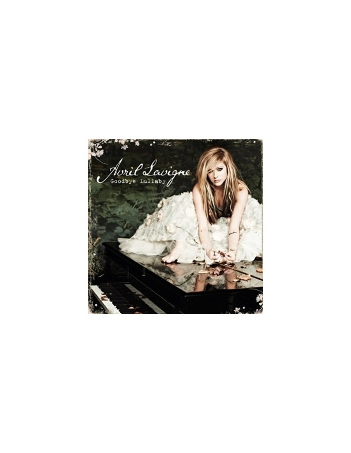 Avril Lavigne - Goodbye Lullaby CD