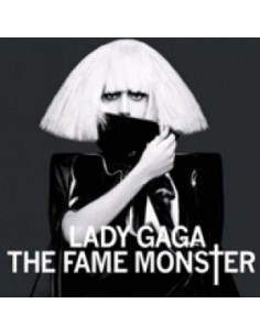 Lady Gaga - The Fame Monster (Single Disc Edition) CD