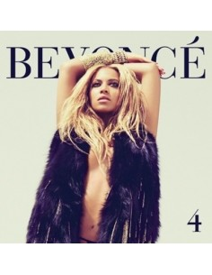 Beyonce - 4 (Standard Version) CD