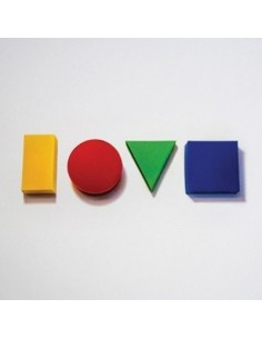 Jason Mraz  - Love Is A Four Letter Word (Deluxe Edition) CD