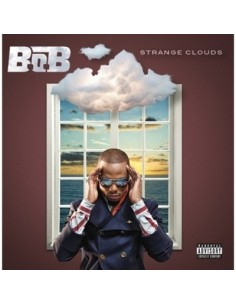 B.o.B - Strange Clouds CD