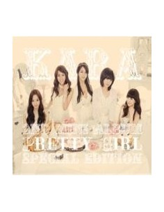 KARA CARA 2nd Mini Album Special Edition [HONEY] CD