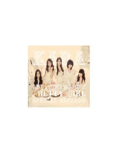 KARA CARA 2nd Mini Album Special Edition [HONEY] CD