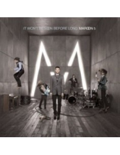 Maroon 5 - It Won't Be Soon Before Long CD