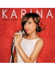 Karina - First Love CD