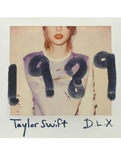 Taylor Swift - 1989 (Deluxe) CD