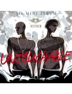 Untouchable 5th Mini Album - HEllVEN CD