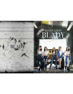 BLADY Album - RENOVATION CD + Photobook (60p)