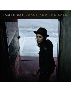 JAMES BAY - CHAOS AND THE CALM CD