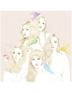Red Velvet 1st Mini Album - Ice Cream Cake CD + Poster