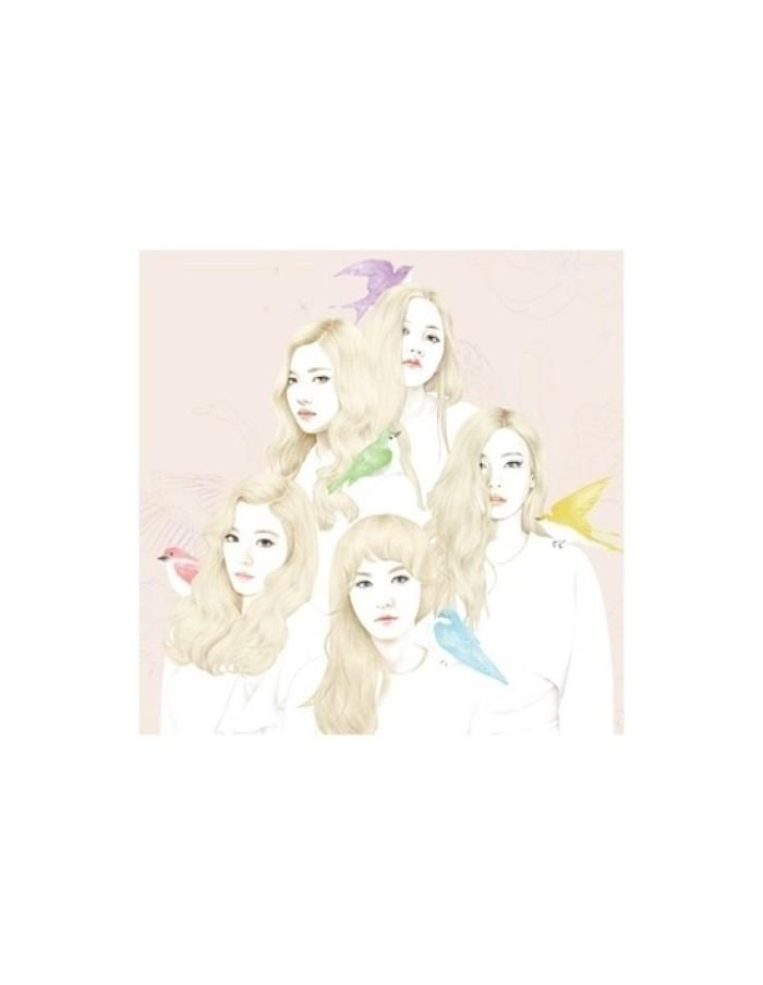 Red Velvet 1st Mini Album - Ice Cream Cake CD + Poster