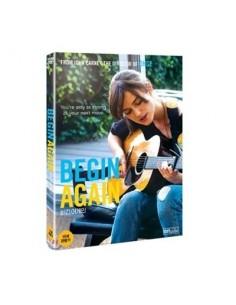 [DVD] Begin Again - 1Disc