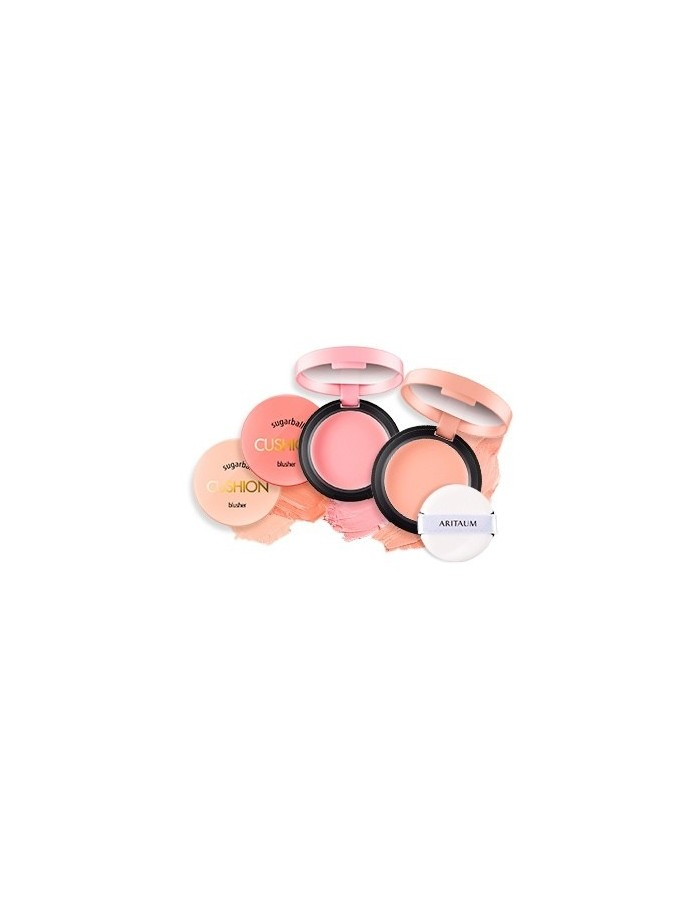[Aritaum] Sugarball Cushion Blusher 6g