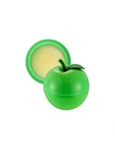 [TONYMOLY] Mini Green Apple Lip Balm SPF15 PA+ 7.2g