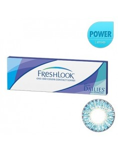 [ O-Lens ] FreshLook - Blue 1Pack (20pcs) (Prescription)