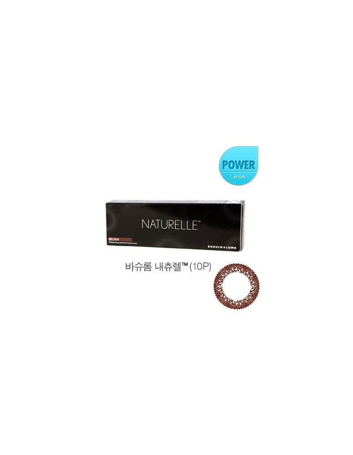 [ O-Lens ] NATURELLE - BROWN 1Pack (10EA) (Prescription)