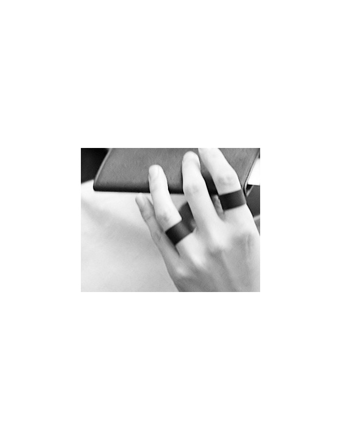 [BS13] BTS Style Simple Bold Ring