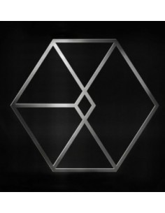 EXO - VOL.2 [EXODUS] (CHINESE VER.) CD + Poster + photocards [Random Version]