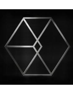 EXO - VOL.2 [EXODUS] (CHINESE VER.) CD + Poster + photocards [Random Version]