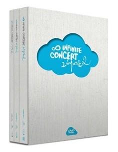 INFINITE LIVE CONCERT  그 해여름 2 Special DVD