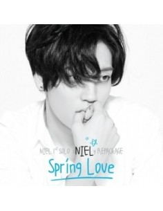 TEENTOP NIEL - Spring Love (Repackage) CD + Poster