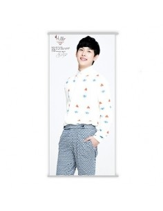 [ZE:A Siwan Official Goods] TAPESTRY - The First Fan Meeting Hello Goods