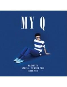 MY Q - MYQ presents 2015spring summeb lssue no.1