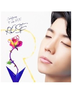 Jang Woo Young (2PM) 1st Single Album - ROSE CD + Poster