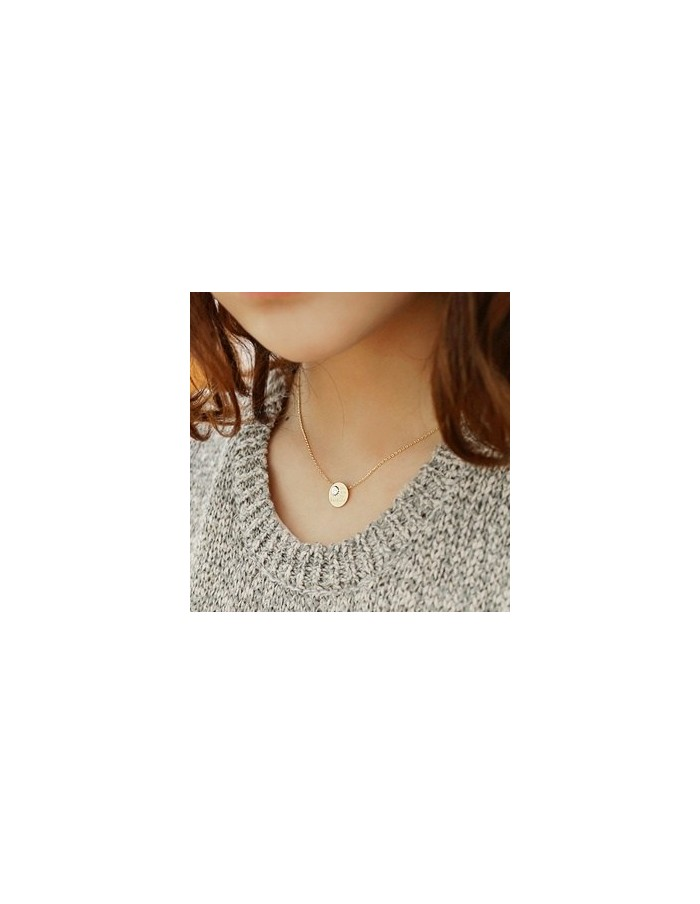 [AS43] Sunrise Necklace