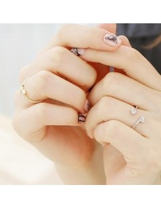 [AS56] Heart to Heart Ring