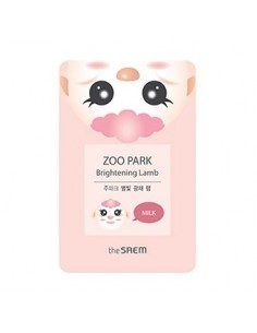 [the SAEM] ZOO PARK Brightening Lamb 25ml