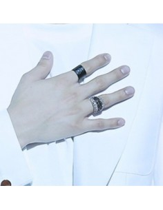 [GT10] GOT7 Embo Bold RIng