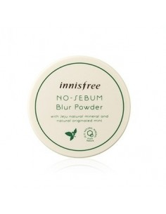 [INNISFREE] No-Sebum Blur Powder 5g