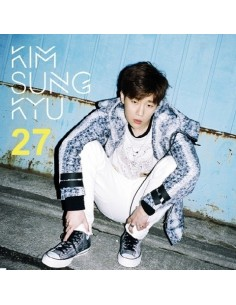 INFINITE Kim Sung Kyu 2nd Mini Album - 27 CD + Poster (Randomly)