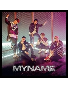 MYNAME 4th Single Album - CD + Poster