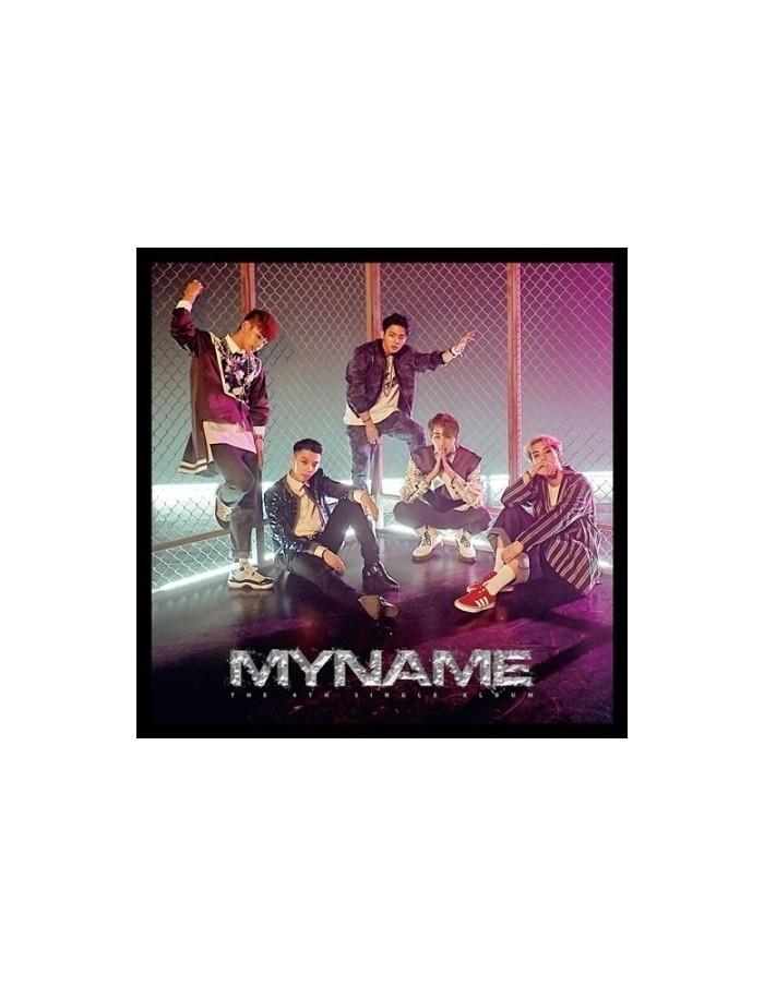 MYNAME 4th Single Album - CD + Poster